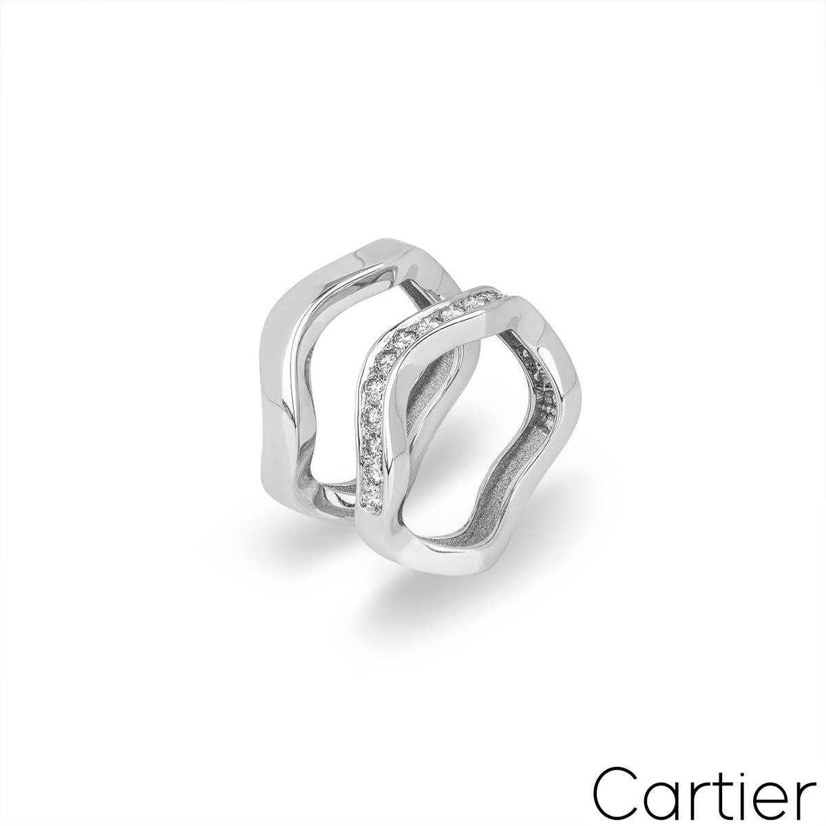 Cartier Stacker Rings